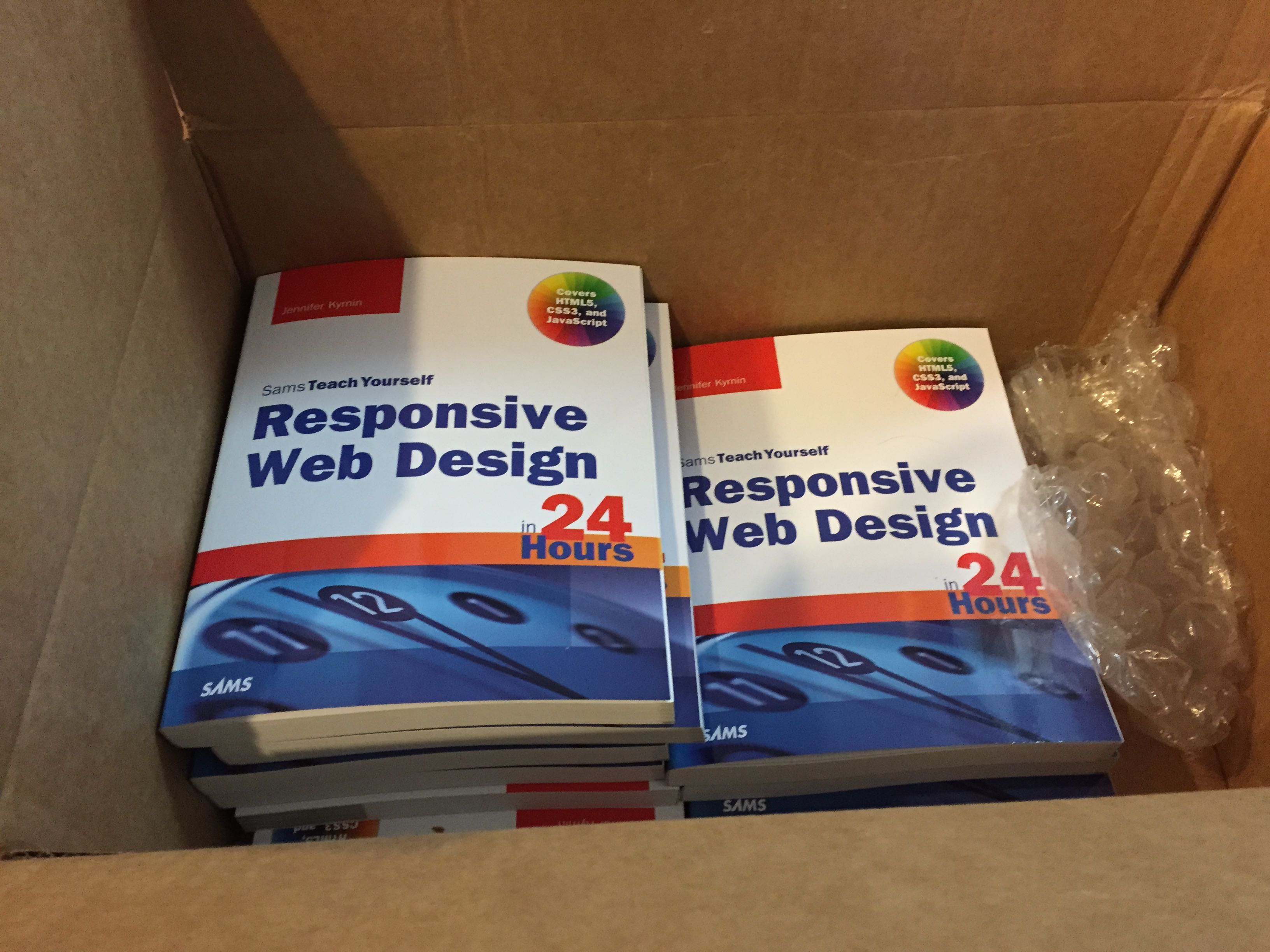 My RWD Book is Out